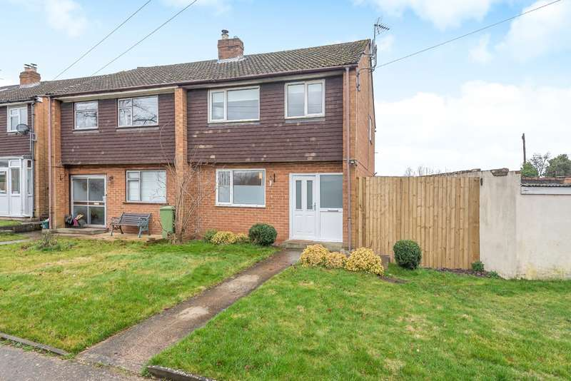 3 Bedrooms Semi Detached House for sale in Leckhampton, Cheltenham