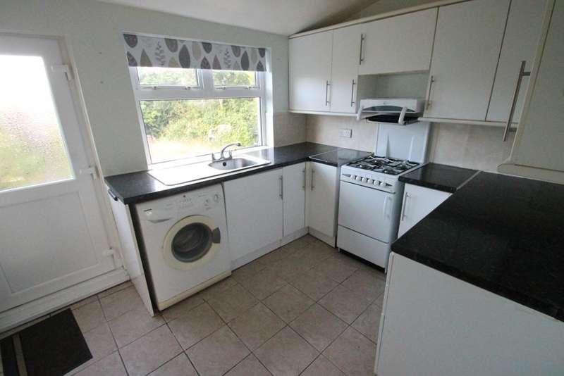 3 Bedrooms End Of Terrace House for sale in Cefn Rhos, Tredegar, Blaenau Gwent, NP22 3PA