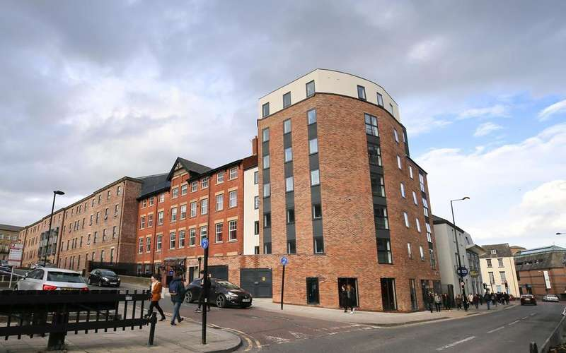 46 Bedrooms Block Of Apartments Flat for sale in St. James Street, Newcastle Upon Tyne