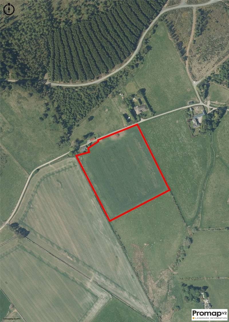 Land Commercial for sale in Land At Coldwells, Tullynessle, Alford, Aberdeenshire, AB33