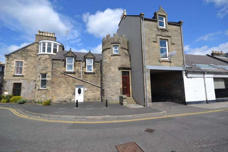2 Bedrooms Town House for sale in 11, Oliver Crescent Hawick, TD9 9BJ