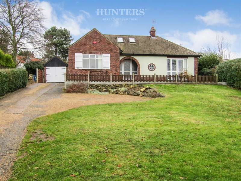 2 Bedrooms Detached Bungalow for sale in Willingham Road, Lea, Gainsborough, DN21 5EN