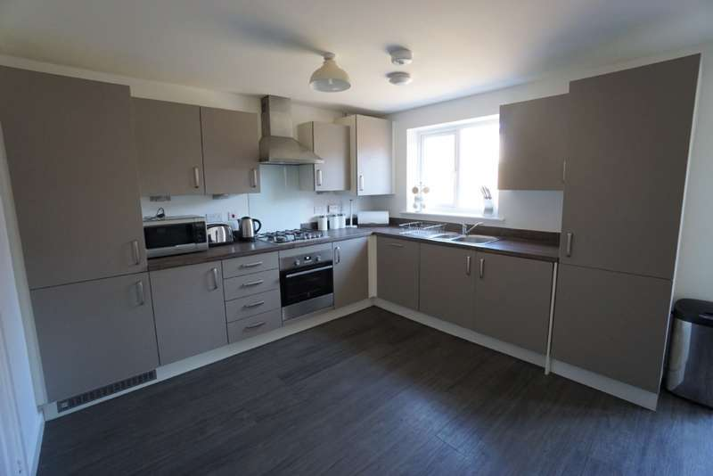 6 Bedrooms House Share for rent in Slade Baker Way, Stoke Park, BS16 1QT
