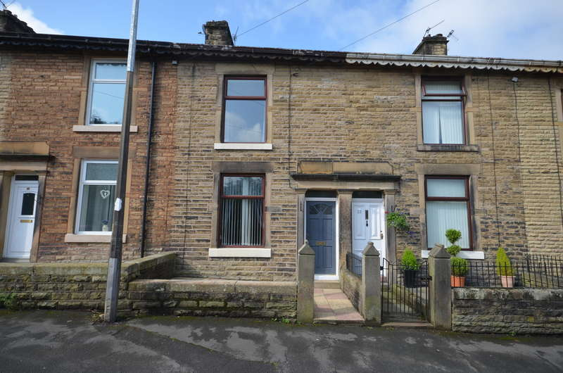 2 Bedrooms Terraced House for sale in Dewhurst Street, Whitehall Area, Darwen