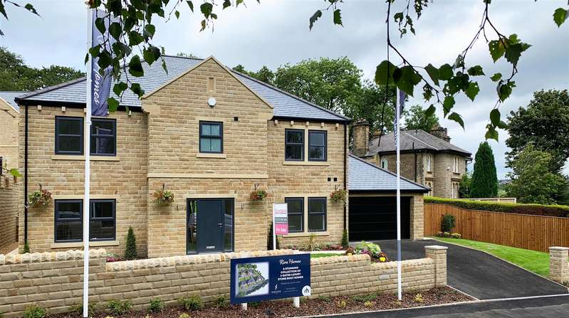5 Bedrooms Detached House for sale in The Sherwood, Snelsins View, Cleckheaton