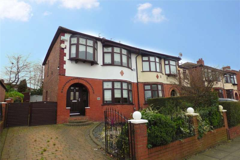 3 Bedrooms Semi Detached House for sale in Moston Lane, Moston, Greater Manchester, M40