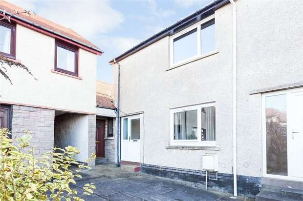 2 Bedrooms Flat for sale in Newtown Drive, Macduff, Aberdeenshire