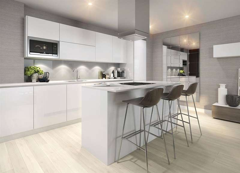 2 Bedrooms Apartment Flat for sale in Linear, City North, Finsbury Park, N4