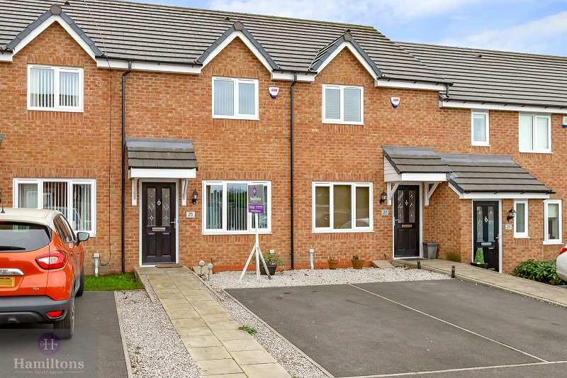 2 Bedrooms Mews House for sale in Fallow Brook , Pennington, Leigh, Greater Manchester. WN7 3RB