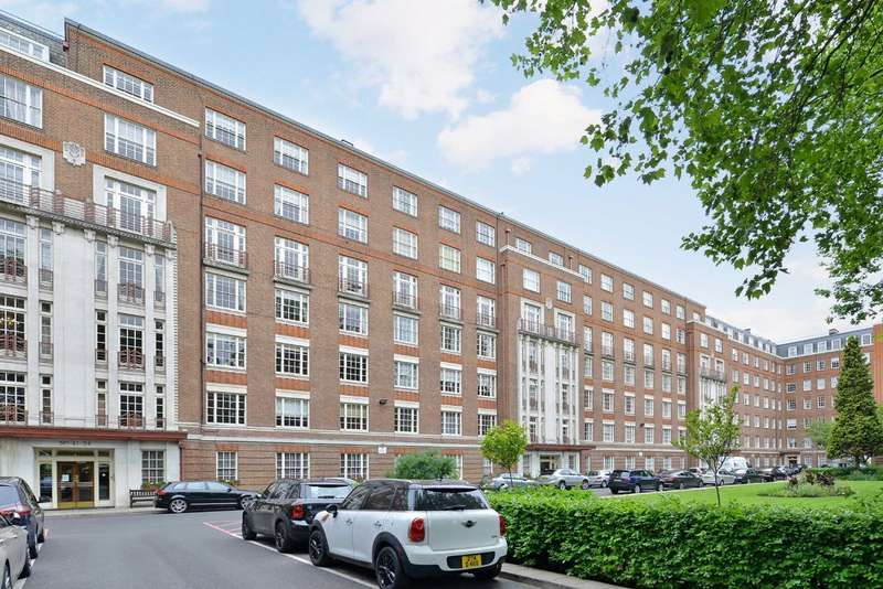 6 Bedrooms Flat for sale in Eyre Court, London, NW8