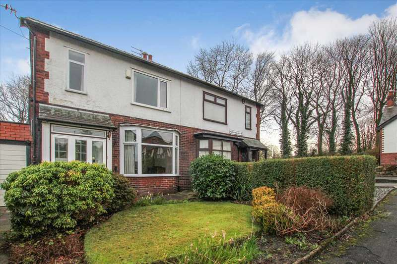 3 Bedrooms Semi Detached House for sale in Manningham Road, Bolton