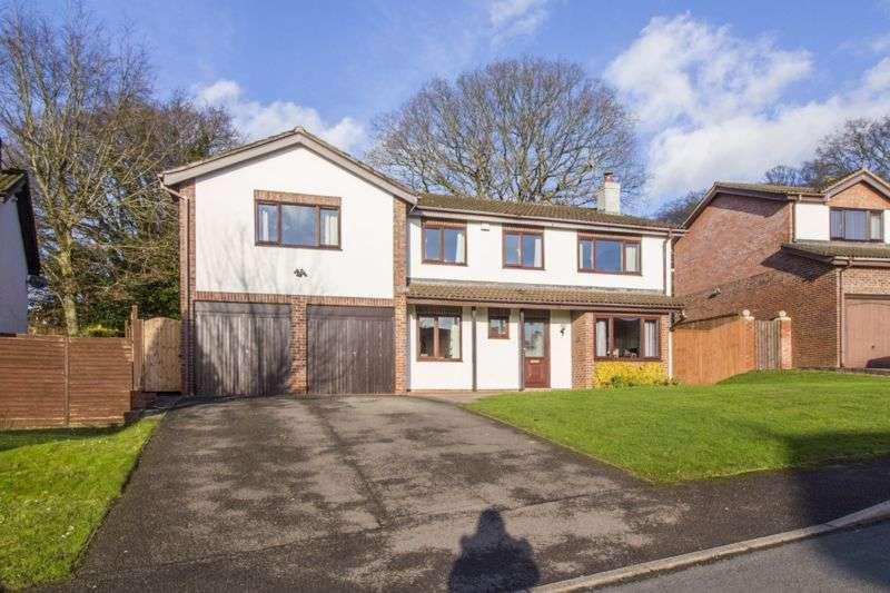 5 Bedrooms Property for sale in Rockfield Glade Penhow, Caldicot