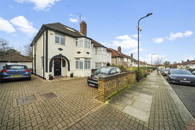 3 Bedrooms Semi Detached House for sale in Alder Grove, Dollis Hill