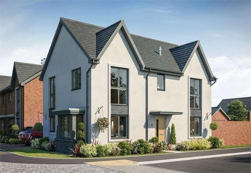 4 Bedrooms Semi Detached House for sale in Morton Park, Wavendon, Milton Keynes, Buckinghamshire, New Home