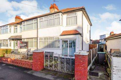 3 Bedrooms End Of Terrace House for sale in Cresswood Avenue, Thornton-Cleveleys, Lancashire, ., FY5