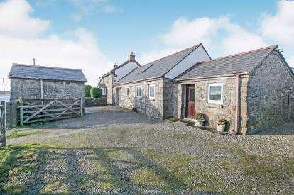 3 Bedrooms Detached House for sale in ., Retanna, Penryn