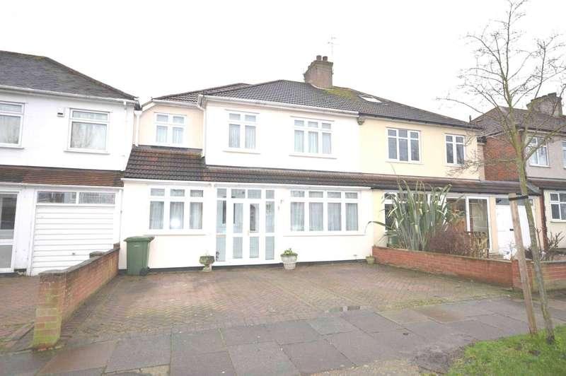 5 Bedrooms Semi Detached House for sale in Winchelsea Avenue, Bexleyheath