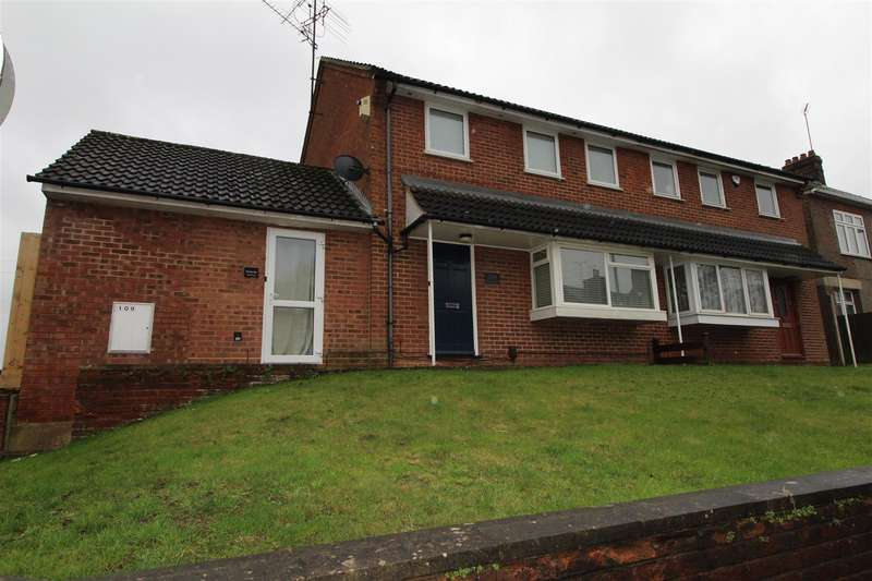 4 Bedrooms Semi Detached House for sale in West Street, Dunstable