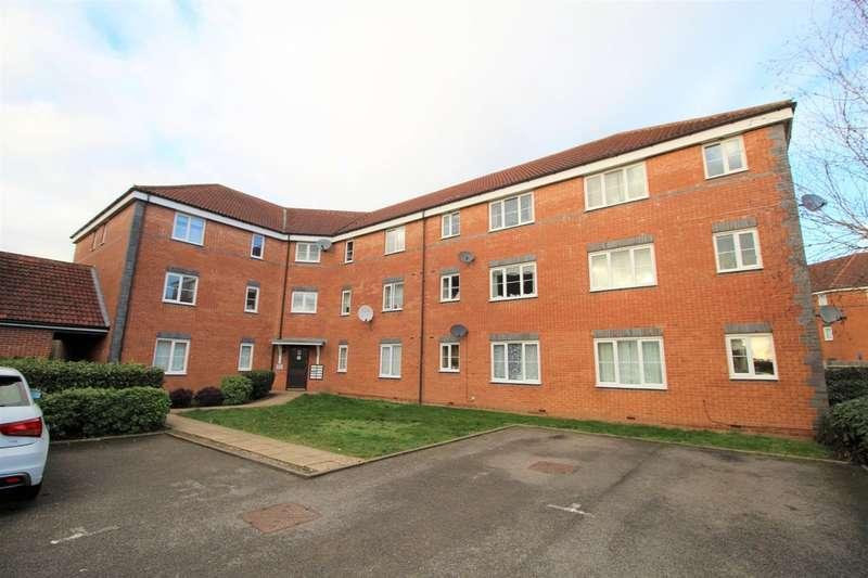 2 Bedrooms Apartment Flat for sale in Sir John Newsom Way, Welwyn Garden City AL7