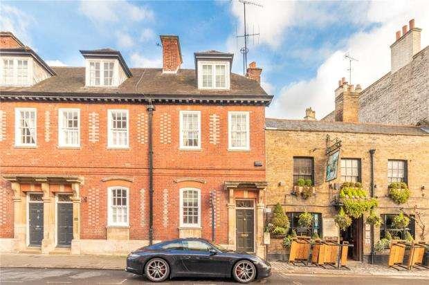 4 Bedrooms Terraced House for sale in Park Street, Windsor, Berkshire