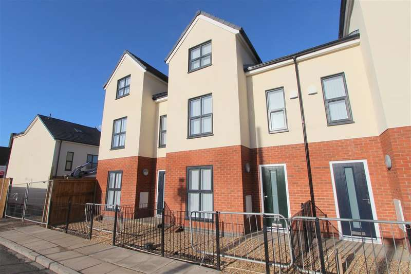 4 Bedrooms Mews House for sale in Woburn Hill, Old Swan, Liverpool