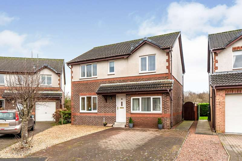 4 Bedrooms Detached House for sale in Waters End, Carron, Falkirk, FK2