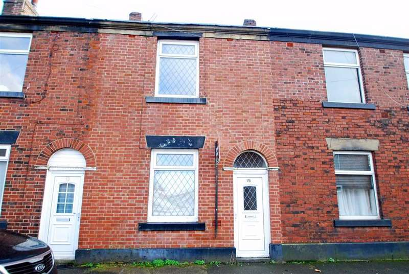 2 Bedrooms Terraced House for sale in Whitelegge Street, Elton, Bury