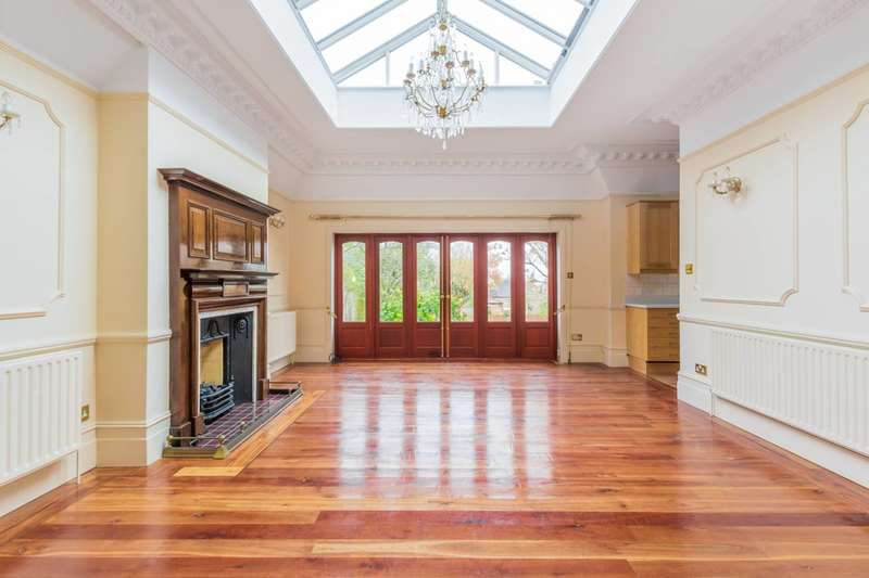 2 Bedrooms Flat for sale in Coolhurst Road, Crouch End, N8