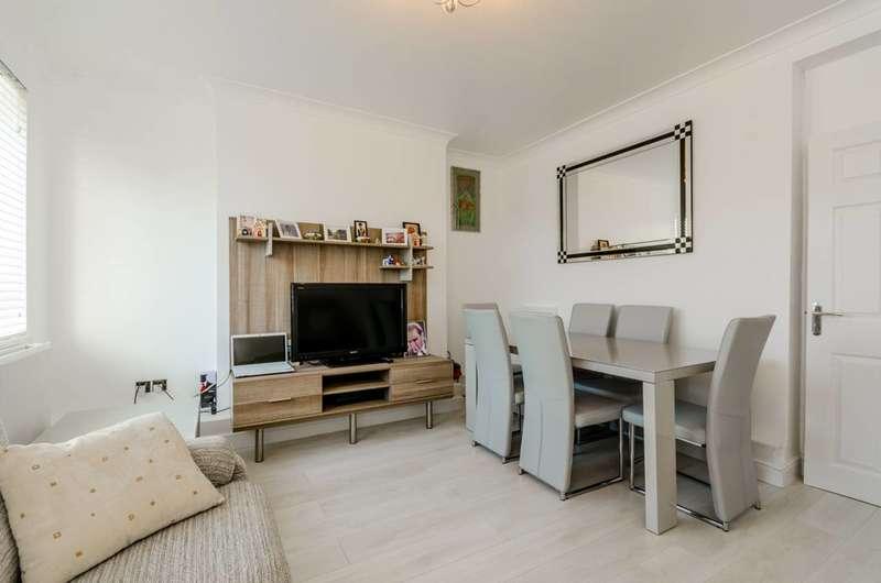 3 Bedrooms Flat for sale in Sparsholt Road, Stroud Green, N19