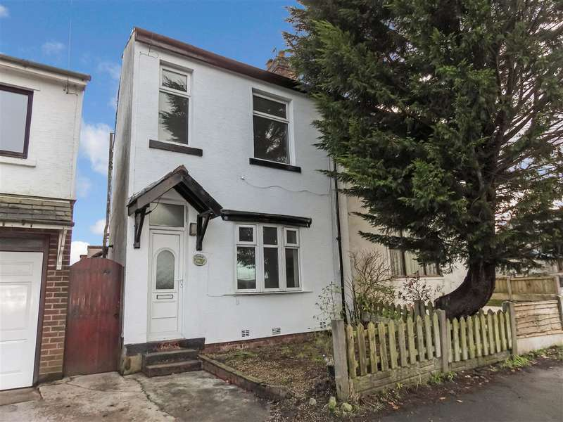2 Bedrooms Semi Detached House for sale in Blundell Cottage, Cumeragh Lane, Whittingham, Preston