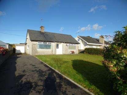 2 Bedrooms Bungalow for sale in Lon Ty'r Gof, Y Ffor, Pwllheli, Gwynedd, LL53
