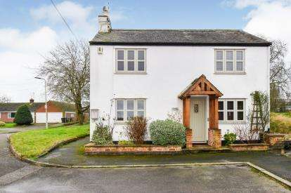 3 Bedrooms Detached House for sale in Fenny Lane, Shearsby, Lutterworth, Leicestershire