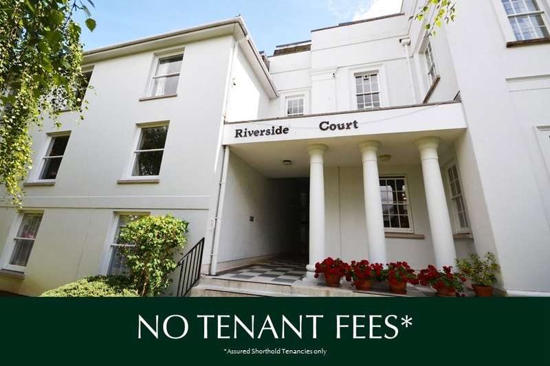 2 Bedrooms Apartment Flat for rent in Colleton Crescent, Exeter, Devon
