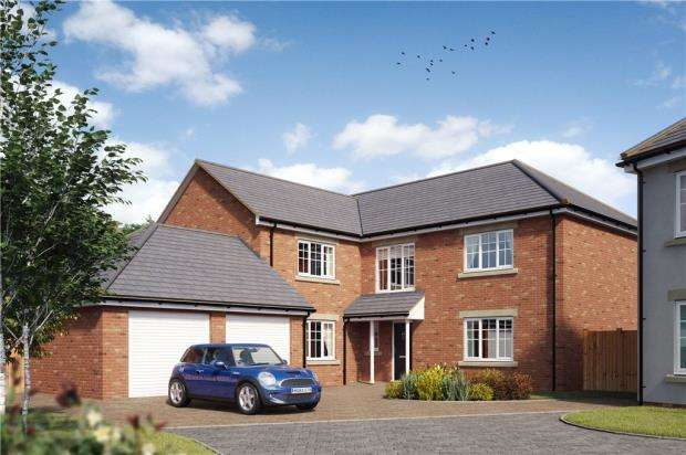 5 Bedrooms Detached House for sale in Ramsdell, Ashford Hill Road, Ashford Hill