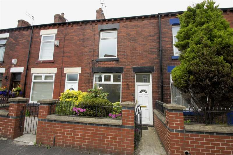 2 Bedrooms Terraced House for sale in Lincoln Road, Heaton, Bolton