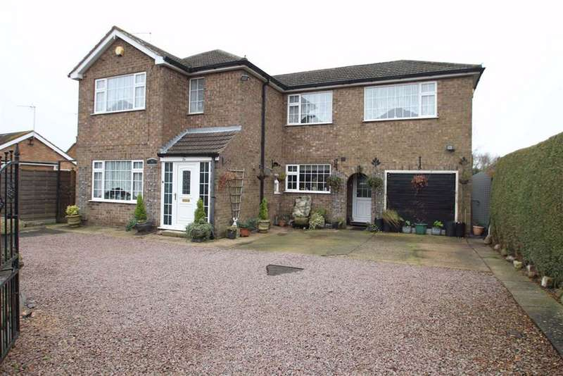 4 Bedrooms Detached House for sale in Toot Lane, Fishtoft, Boston
