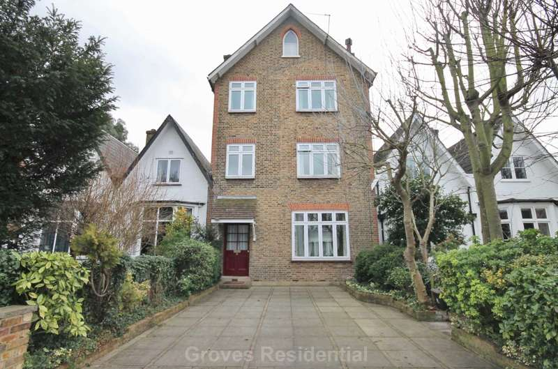 5 Bedrooms Terraced House for sale in Acacia Grove, New Malden
