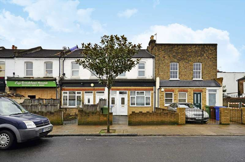2 Bedrooms Flat for sale in Underhill Road, East Dulwich, SE22