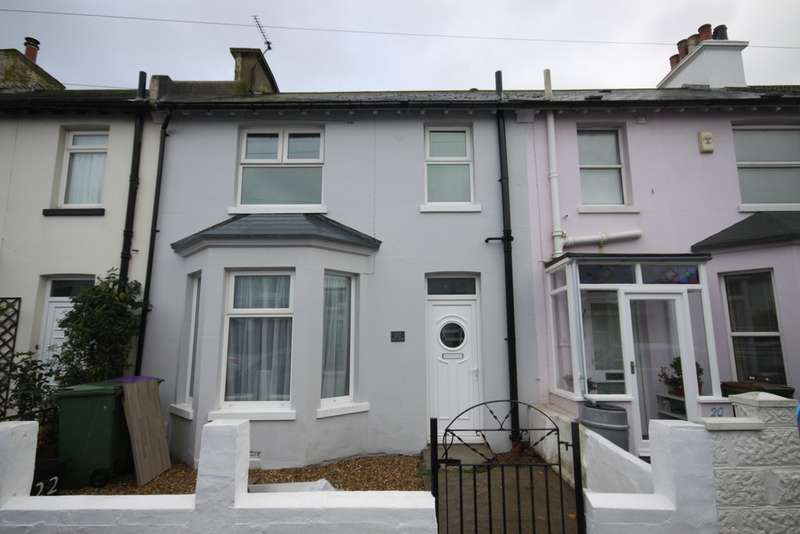 2 Bedrooms Terraced House for rent in Hythe, Kent CT21