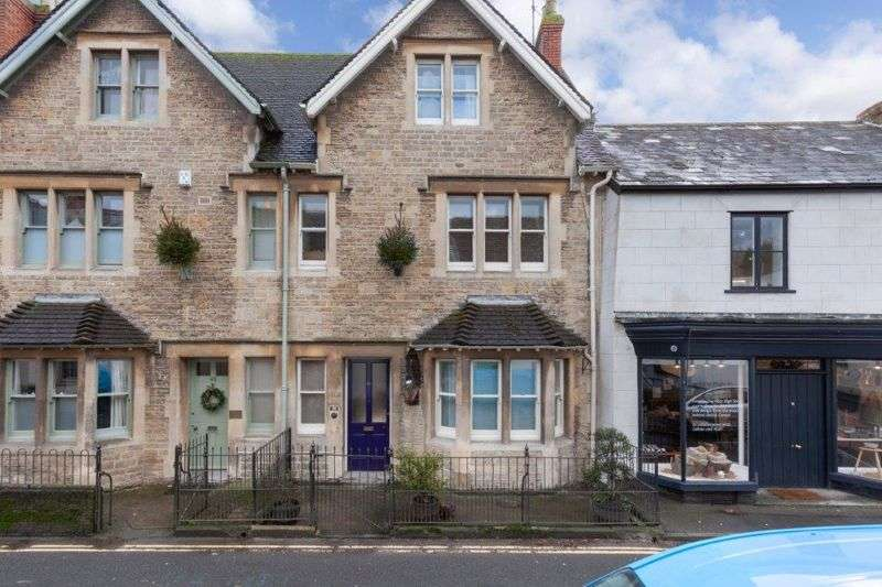 5 Bedrooms Property for sale in High Street, Bruton