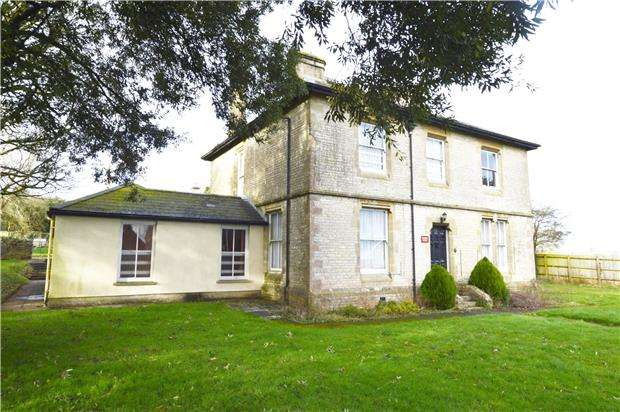 4 Bedrooms Detached House for sale in Ramsay House, Stratton-On-The-Fosse, Somerset, BA3 4QJ