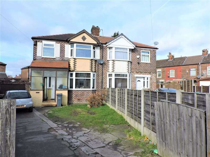3 Bedrooms Semi Detached House for sale in Ringwood Avenue, Manchester