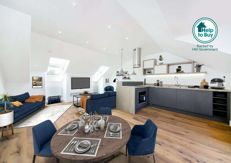 2 Bedrooms Apartment Flat for sale in Flat 1, 4 Kinsale Road, Peckham Rye