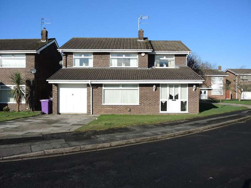 4 Bedrooms Detached House for sale in Greenodd Avenue, West Derby, Liverpool