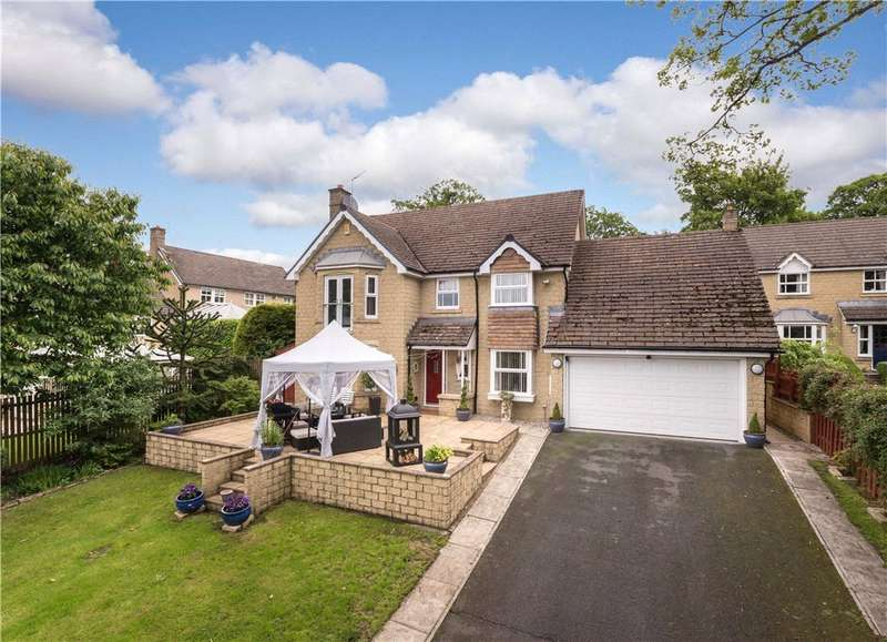 4 Bedrooms Detached House for sale in Lady Lane, Bingley, West Yorkshire