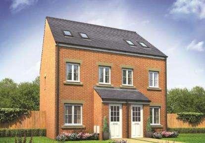 3 Bedrooms End Of Terrace House for sale in Seaton Vale, 66 Harrington Way, Ashington, Northumberland, NE63