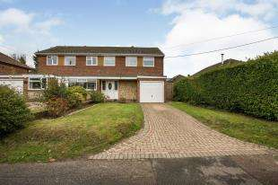 3 Bedrooms Semi Detached House for sale in Nursery Lane, Whitfield, Dover, Kent