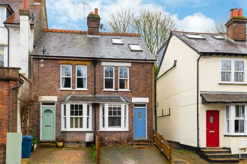 3 Bedrooms End Of Terrace House for sale in Station Road, Amersham, Buckinghamshire, HP7 0AH