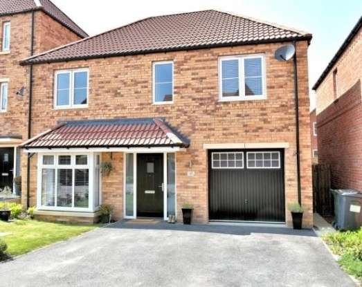 4 Bedrooms Detached House for sale in Green Shank Dr, Mexborough, South Yorkshire, S64 0FH