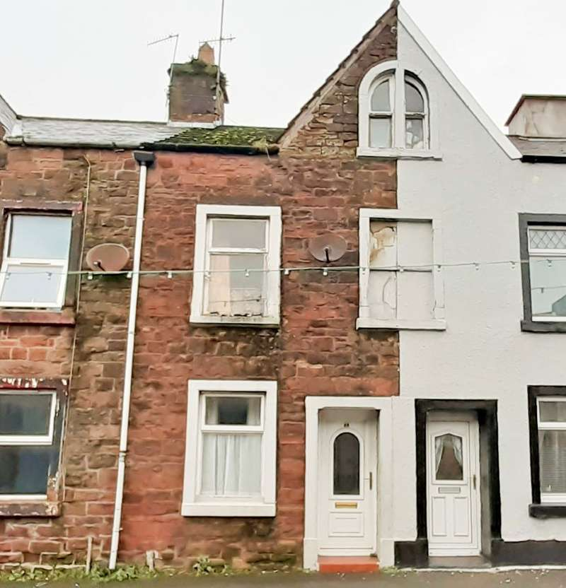 3 Bedrooms Terraced House for sale in Main Street, Cleator, Cumbria, CA23 3BT